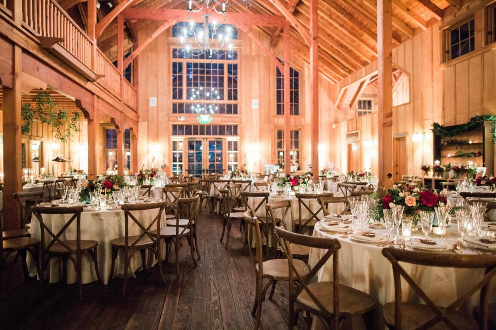 Cowichan bay barn wedding
