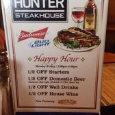 Hungry hunter bakersfield ca coupons