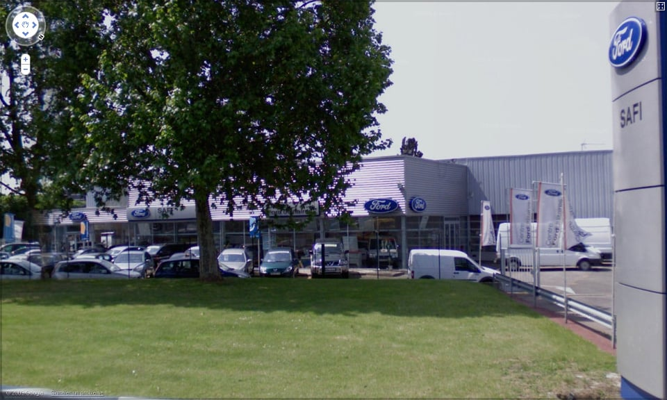 Ford vitry sur seine safi concessionnaire auto vitry for Garage ford val de marne