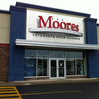 Moores clothing store hamilton on