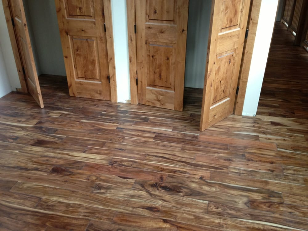 Acacia Exotic Hardwood Flooring Material Installation And