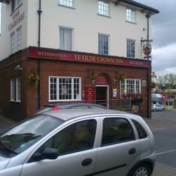 Ye Olde Crown Inn, Stourport-on-Severn, Worcestershire