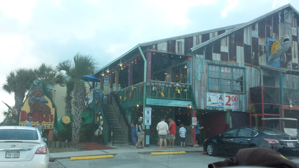 Bubba s fish shack seafood restaurants yelp for Bubbas fish shack