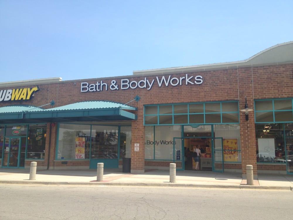 Bath body works cosmetics beauty supply depaul for Bathroom supply chicago