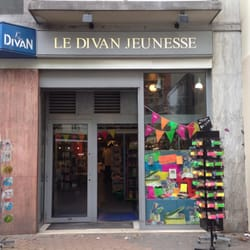 Librairie Le Divan, Paris, France