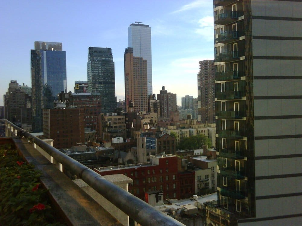 A southern view from the 16th floor of 790 8th Ave (bet 48/49 ...