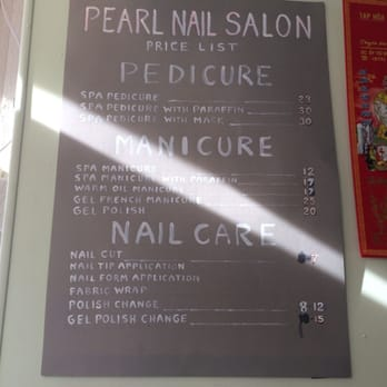 Pearl nail salon 40 photos nail salons squirrel hill for A list nail salon