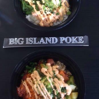 Big Island Poke Renton Wa