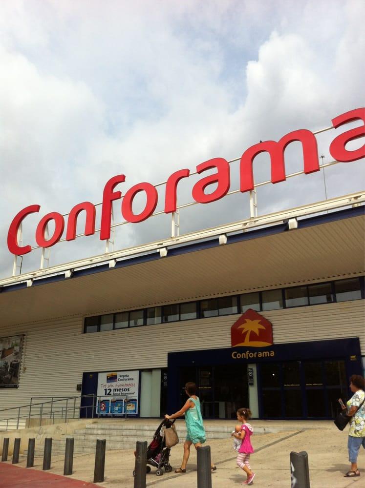 conforama espa a department stores badalona barcelona