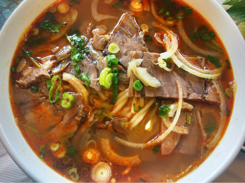 Spicy Thai Noodle Soup Spicy Beef Noodle Soup Not