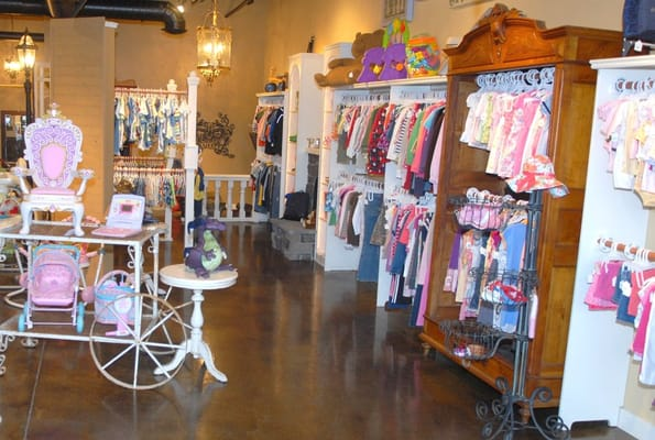 MAJESTY Children's Consignment MOVED Redmond WA