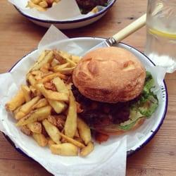Fritter Burger