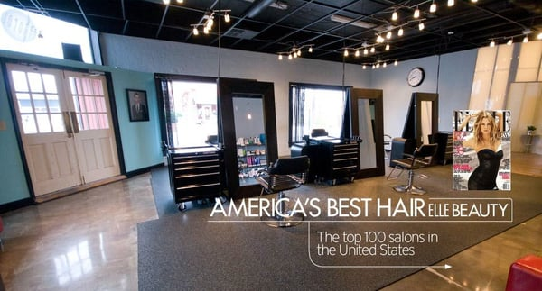 Metropolis salon hair salons fayetteville ar yelp for Abstract salon fayetteville ar
