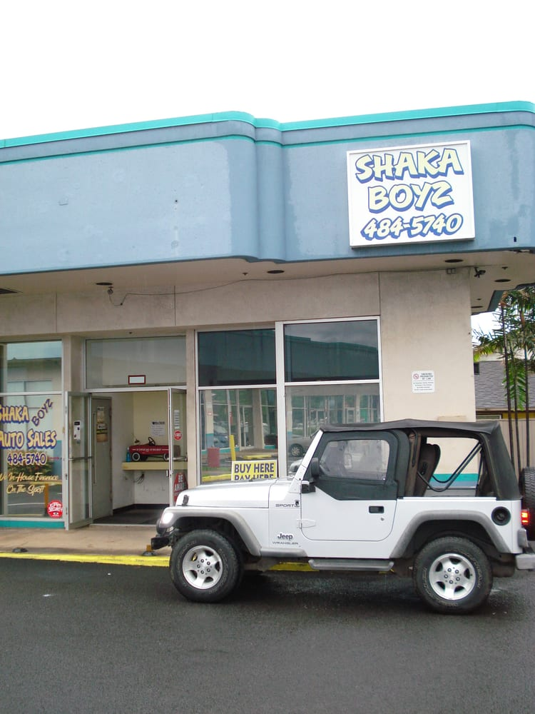shaka boyz auto sales car dealers pearl city hi reviews photos yelp. Black Bedroom Furniture Sets. Home Design Ideas