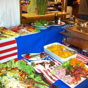 MEGA FRIDAY - TEX MEX BUFFET