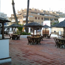 Terraza verano restaurante