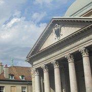 Cathédrale Saint Pierre / Catedral San Pedro, Genf, Genève, Switzerland