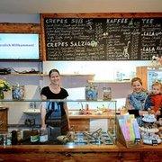 Lalaland Café - Eingangsbereich