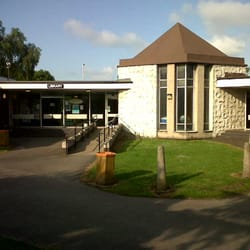 Bromborough Library, Bromborough, Merseyside