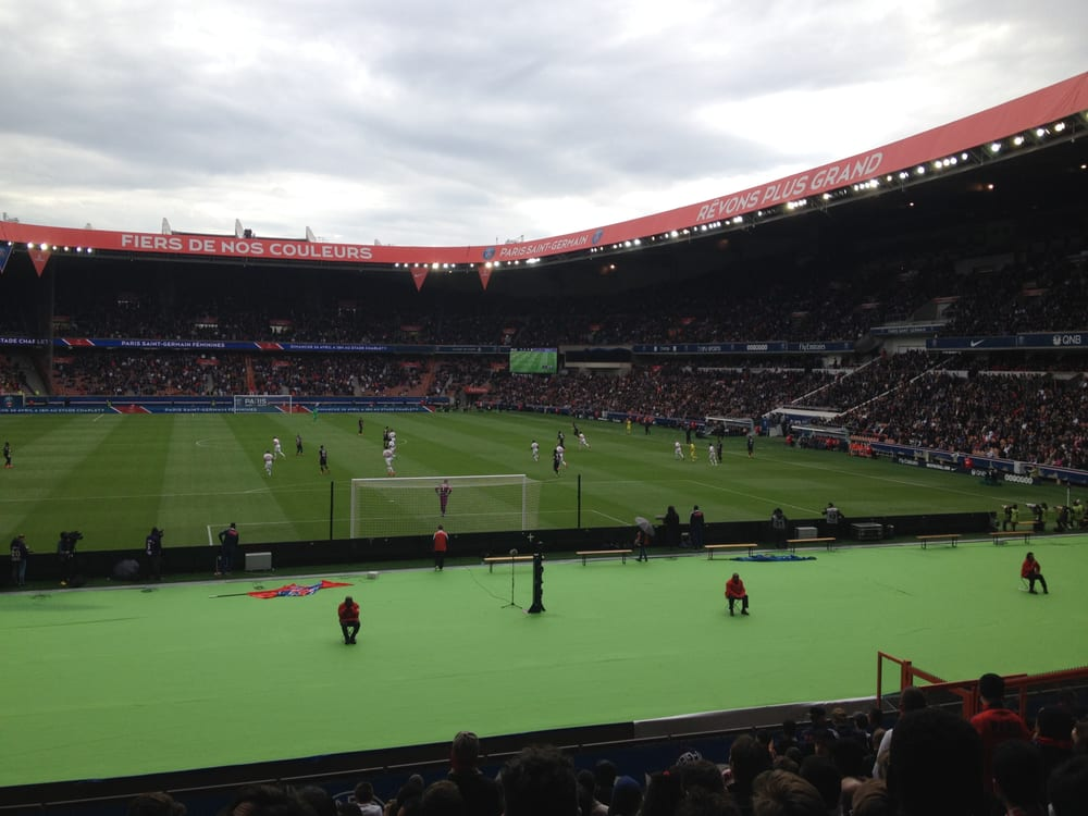 Parc des princes 97 photos arena stadiums 16 me - Parc des princes porte de saint cloud ...