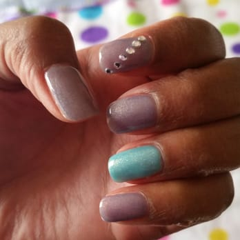Nails for her hair salon 33 photos nail salons san for 33 fingers salon reviews