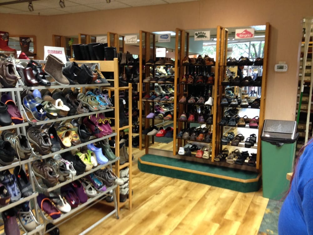 Shoe Stores In Downtown Traverse City