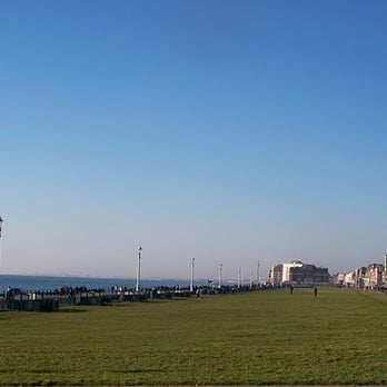 Hove Lawns - Brighton, United Kingdom