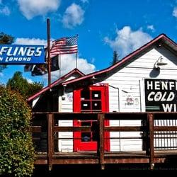 Henfling's Firehouse Tavern logo