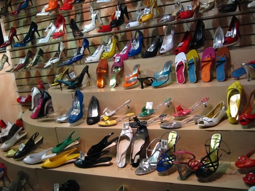 Rainbow Shoe Store Near Me