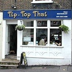 Tip Top Thai Restaurant, London