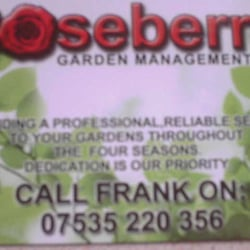 Roseberry Garden Management - Tadworth, Surrey, United Kingdom