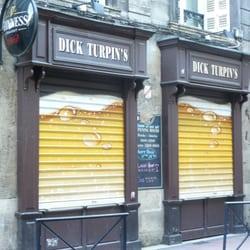 Dick Turpin's, Bordeaux