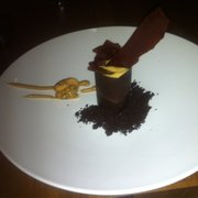Chocolate soil with a chocolate and…