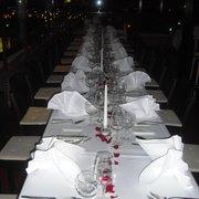 Hochzeitstafel bis zu 40 Personen…