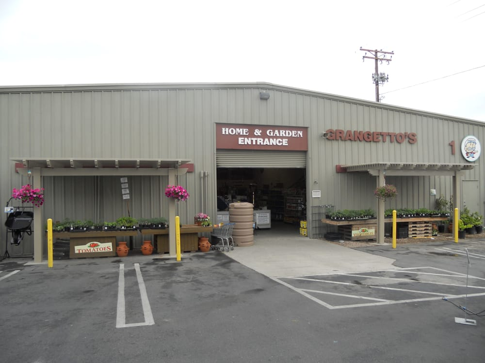 Grangettos farm and garden supply co nurseries for Gardeners supply company