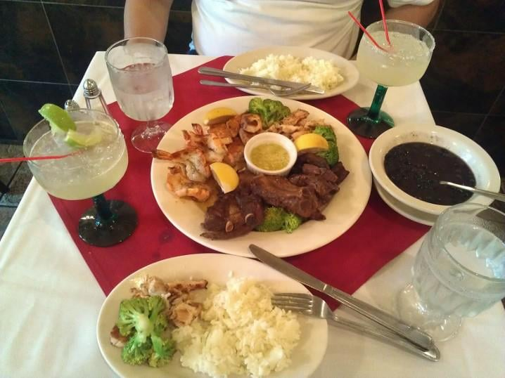 La plaza restaurant latin american capitol hill for American cuisine washington dc