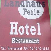 Landhaus Perle, Berlin
