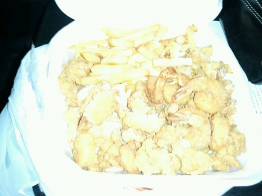 Hooks fish n chicken laud lakes fl yelp for Hooks fish and chicken near me