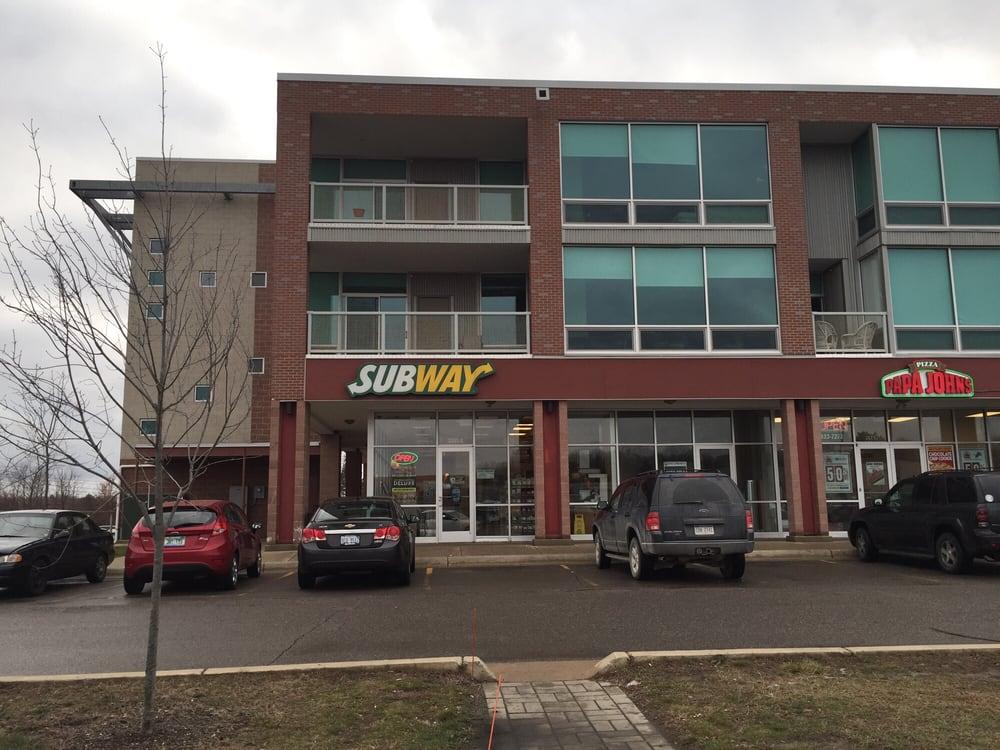 Subway Sandwich Amp Croque 1701 Plymouth Rd Ann Arbor
