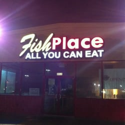 Fish place seafood restaurants 8811 antoine dr for Places to go fishing in houston