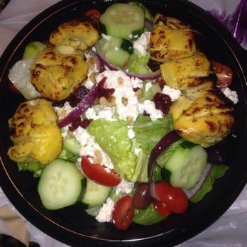 N.o.k. Persian Restaurant Persian chicken salad- THE