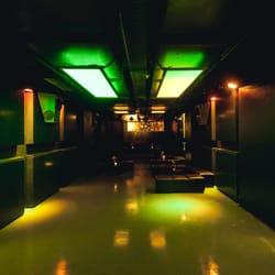 Dancefloor vom DJ-Pult fotografiert