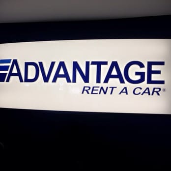 Yelp Advantage Rental Car