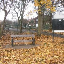 Abbotsfield Park, Manchester, UK