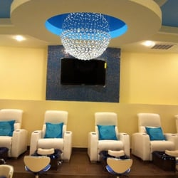 PURE Nail Bar & Spa - Beautiful Colors and Comfy Chairs - Longview, TX