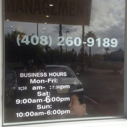 New hours and phone number as of Aug 2014.