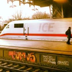 Bahnhof Dammtor. :)
