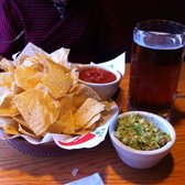 Chili's Grill & Bar - Chips and house made guacamole - Pittsburgh, PA, Vereinigte Staaten