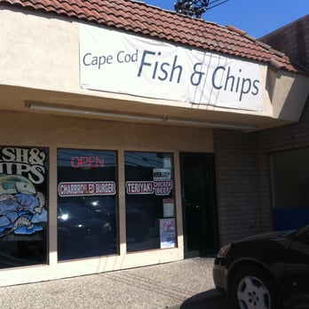 Cape cod fish chips 44 photos fish chips east for Fishing store sacramento