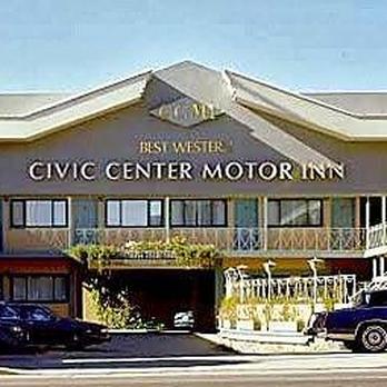 Civic center motor inn soma san francisco ca united Civic centre motor inn
